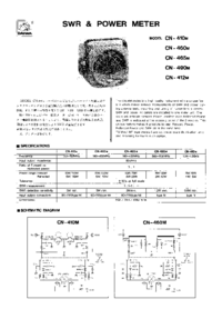 Manual del usuario Daiwa CN-490M