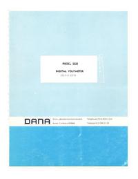 Руководство по техническому обслуживанию Dana 5524