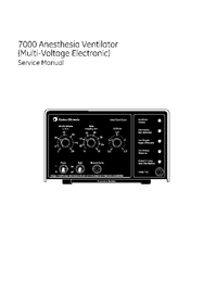 Manuale di servizio DatexOhmeda 7000