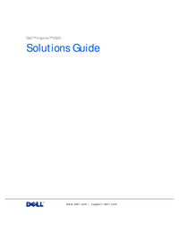 Gebruikershandleiding Dell Inspirion 2500