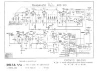 Cirquit Diagramma Delta 310
