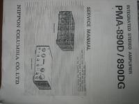 Cirquit diagramu Denon PMA-890D