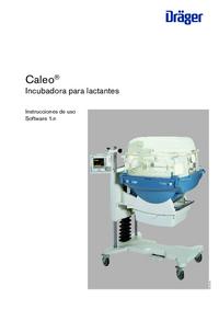 User Manual Dräger Caleo®