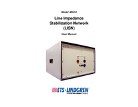 Manuale d'uso ETS 3850/2