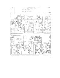 Cirquit Diagram Eden WT600