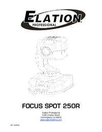 Elation-8033-Manual-Page-1-Picture