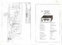 Service-en gebruikershandleiding Elektro_Automatik EA-3021S
