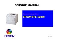 Serviceanleitung Epson EPL-N2050