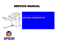 Service Manual Epson EPL-N4000+