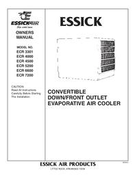 Essick ECR 4500