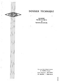 Servizio e manuale utente Ferisol NTO 201