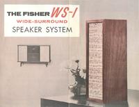 Fiche technique Fisher WS-1