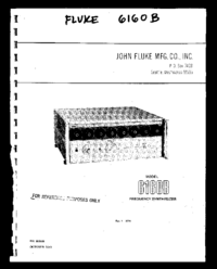 Fluke-10153-Manual-Page-1-Picture