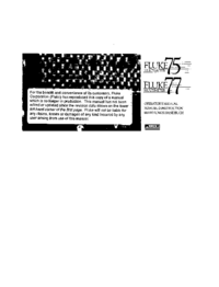 Fluke-10154-Manual-Page-1-Picture