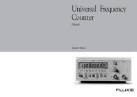 User Manual Fluke PM6669