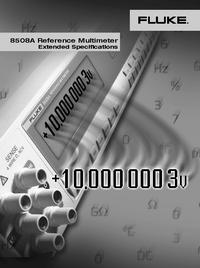 Datenblatt Fluke 8508A