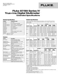 Fluke-6529-Manual-Page-1-Picture