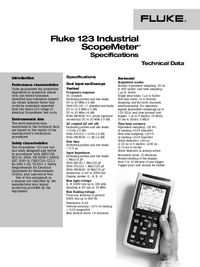 Fluke-6539-Manual-Page-1-Picture