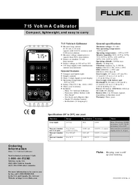 Fluke-6547-Manual-Page-1-Picture