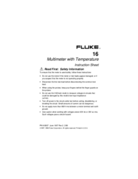 Fluke-7601-Manual-Page-1-Picture