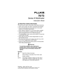 Fluke-7657-Manual-Page-1-Picture
