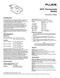 Fluke-7670-Manual-Page-1-Picture
