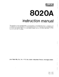 Fluke-7722-Manual-Page-1-Picture