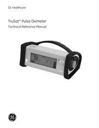 Service- und Bedienungsanleitung GEHealthcare TruSat™