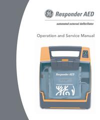 Serwis i User Manual GEMedical Responder AED