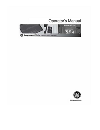GEMedical-10627-Manual-Page-1-Picture