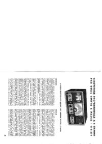 Servicio y Manual del usuario Geloso G4/218