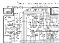 Cirquit diagramu Goldstar CBT-2876