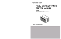 Service Manual Goldstar GWHD6500RY6