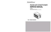 Manuale di servizio Goldstar GWHD6500RY6