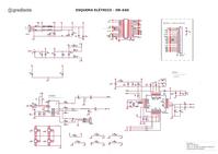 Схема Cirquit Gradiente DR-660