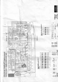 Схема Cirquit Grundig UV5A