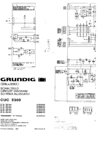 Manual de servicio Grundig ST 63-550 text