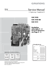 Grundig-3281-Manual-Page-1-Picture