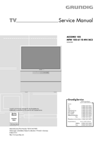 Grundig-3284-Manual-Page-1-Picture