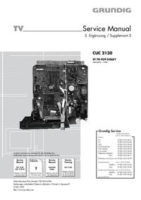 Manuale di servizio Supplemento Grundig ST 70-929 DOLBY