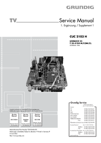 Grundig-3303-Manual-Page-1-Picture