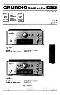 Grundig-4002-Manual-Page-1-Picture