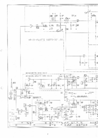 Cirquit Diagram Grundig Sattellit 600