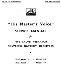 HMV-8321-Manual-Page-1-Picture