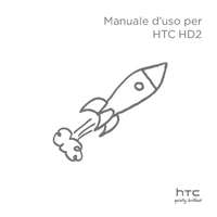Manuale d'uso HTC HD2