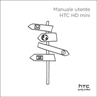 Manual do Usuário HTC HD mini