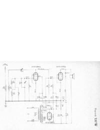 Схема Cirquit Hagenuk 137W