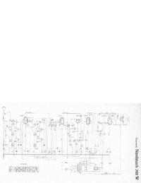 Cirquit Diagram Hagenuk Nordmark 769W
