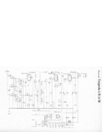 Cirquit diagramu Hagenuk Torpedo 2B31W