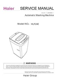 Manual de serviço Haier HLP24E